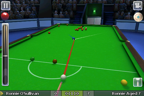 Ronnie O'Sullivan's Snooker